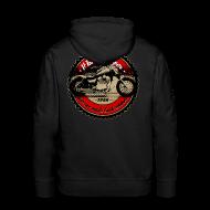 Pullover & Hoodies ~ Männer Premium Kapuzenpullover ~ CHROMELESS // V2 CHOPPER VOL.1 BACK