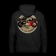 Pullover & Hoodies ~ Männer Premium Kapuzenpullover ~ CHROMELESS // V2 CHOPPER VOL.2 BACK