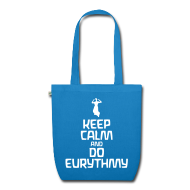 Taschen & Rucksäcke ~ Bio-Stoffbeutel ~ Keep Calm And Do Eurythmy