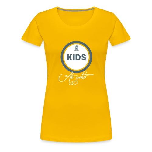 Frauen: KIDS Team - Frauen Premium T-Shirt