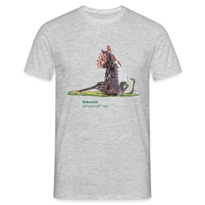 Bekassine-bird-shirt - Männer T-Shirt