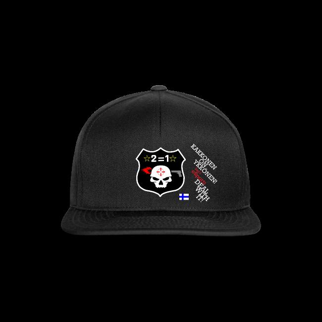 2on1 eSports Snapback Cap