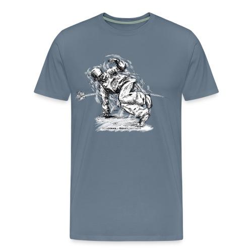 Knowledge 5.2 - Männer Premium T-Shirt