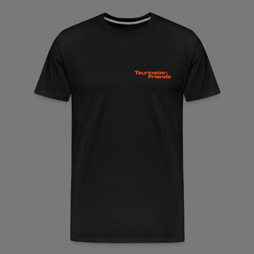 Taurinator & Friends - DLN Premium T-Shirt beidseitig bedruckt - Männer Premium T-Shirt