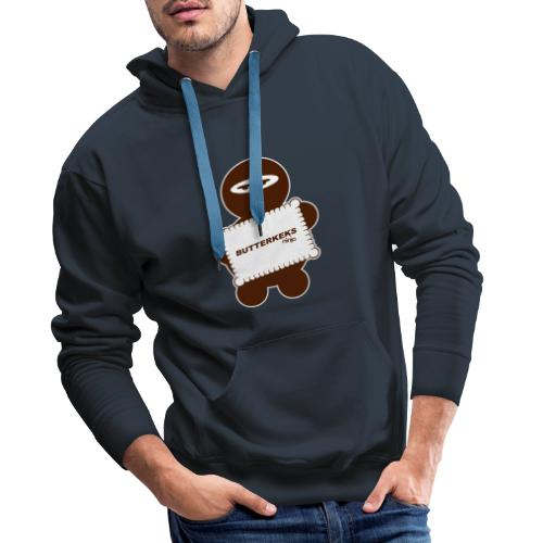 BKN Classic Flex - Männer Premium Hoodie
