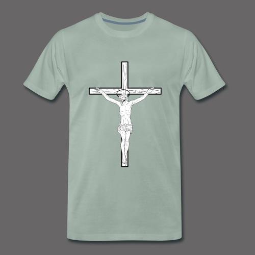 JESUS SHOCKER - Men's Premium T-Shirt