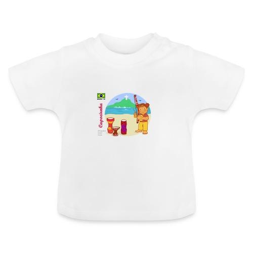 Capoeira for kids - Baby T-Shirt