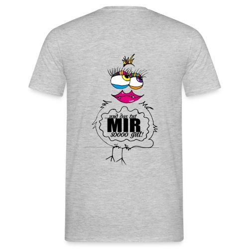 Bevor du fragst NEIN! Men - Männer T-Shirt