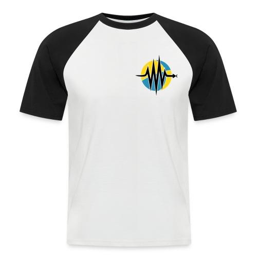 ObsPy Baseball T-Shirt Front - Men's Baseball T-Shirt