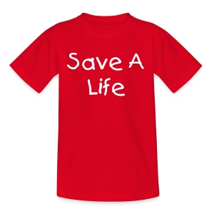Save A Life - Kids - Kids' T-Shirt