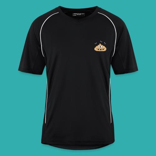 Tee Shirt Homme Sport KKProut avec Pseudo Blanc - Maillot de football Homme