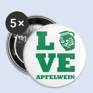 LOVE Frankfurt Apfelweim