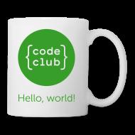 Mugs & Drinkware ~ Mug ~ Code Club Mug