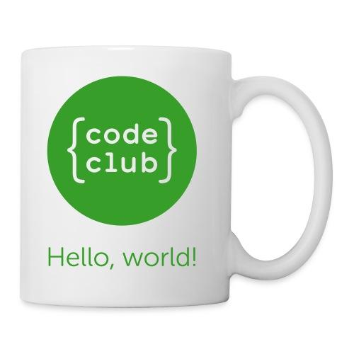 Code Club Mug - Mug