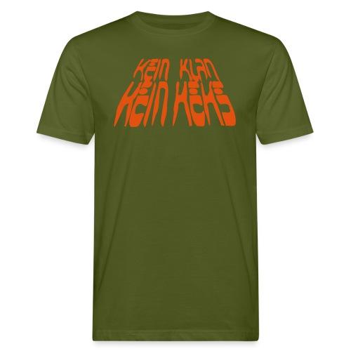 Kein Klan kein Keks - Männer Bio-T-Shirt