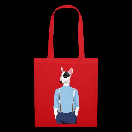 Skinhead Bull Terrier - Tote Bag