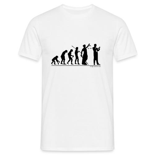 L'évolution vers le Droit... - T-shirt Homme