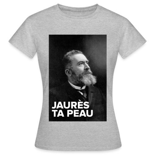 T-shirt Jaurès Femme - T-shirt Femme