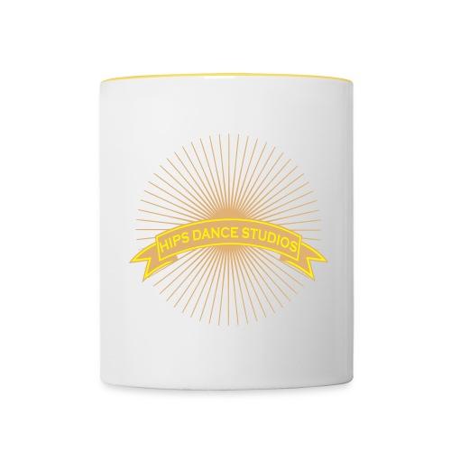 Sun Cup - Tofarvet krus