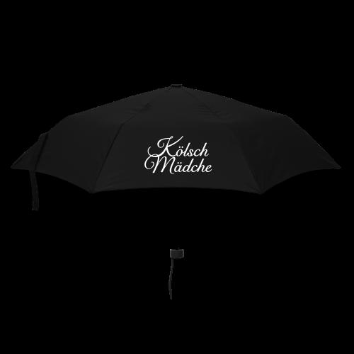 Kölsch Mädche Classic (Weiß) Regenschirm - Regenschirm (klein)