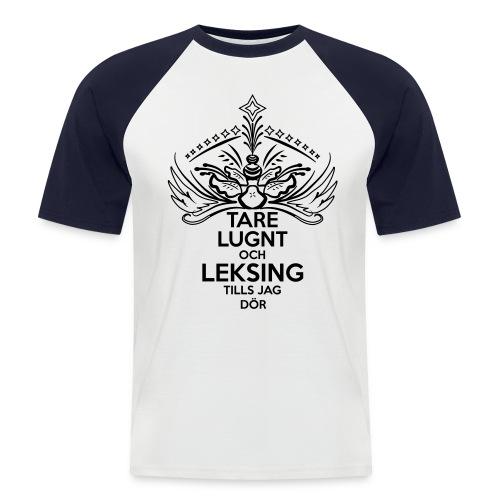 Tare Lugnt & LTJD baseball T-shirt marinblå - Kortärmad basebolltröja herr