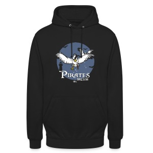 Sweat Pirates Breizh - Sweat-shirt à capuche unisexe