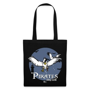 Sac Pirates Breizh - Tote Bag