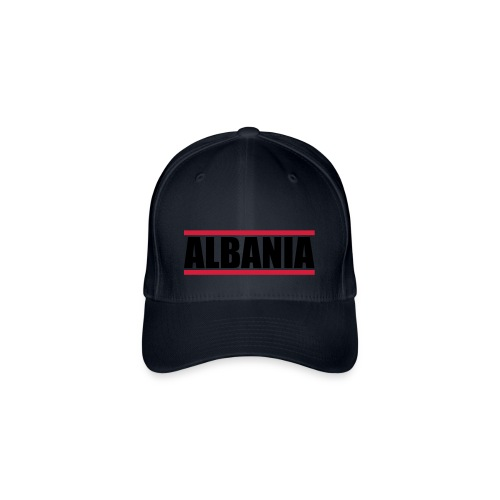 ALBANIA CAP - Flexfit Baseballkappe