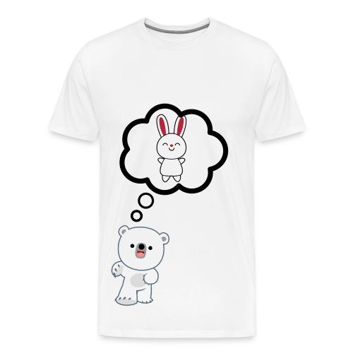 Roop and Bun Tee - Men's Premium T-Shirt