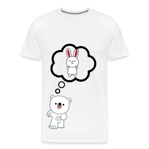 Roop and Bun Tee - Men's Premium T-Shirt