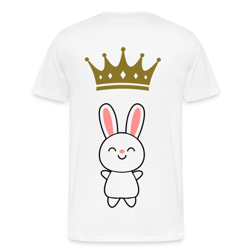 Queen Bun - Men's Premium T-Shirt