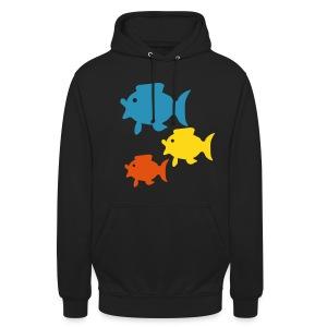 Colorfisch - Unisex Hoodie