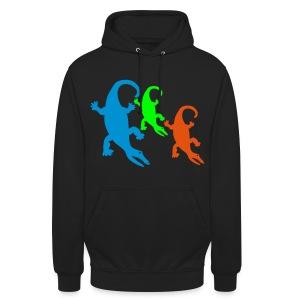 Colorkrokodil - Unisex Hoodie