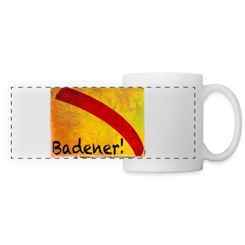 Becher Badener - Panoramatasse