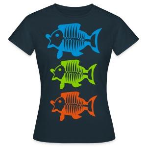 Colorgrätenfisch - Frauen T-Shirt