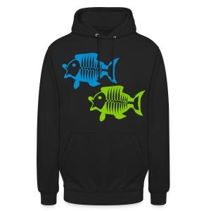 Colorgrätenfisch - Unisex Hoodie