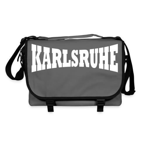 Tasche  Karlsruher braun - Umhängetasche