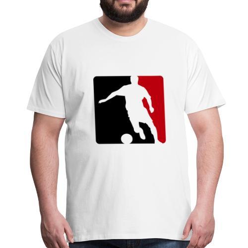 Run this pitch - Männer Premium T-Shirt