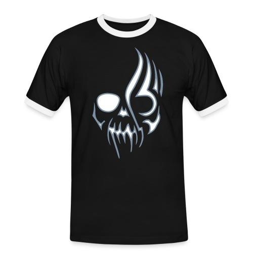 Shirt mann tom - Männer Kontrast-T-Shirt