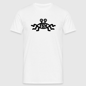 Flying Spaghetti Monster T-shirts - Mannen T-shirt