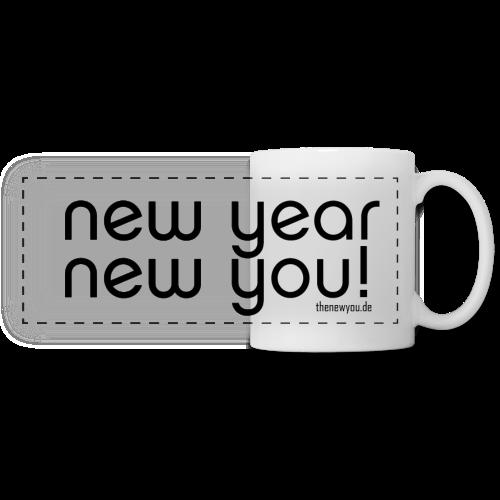New Year  New You - Panoramatasse - Panoramatasse