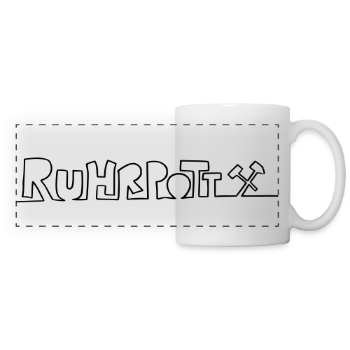 Ruhrpott - Panoramatasse