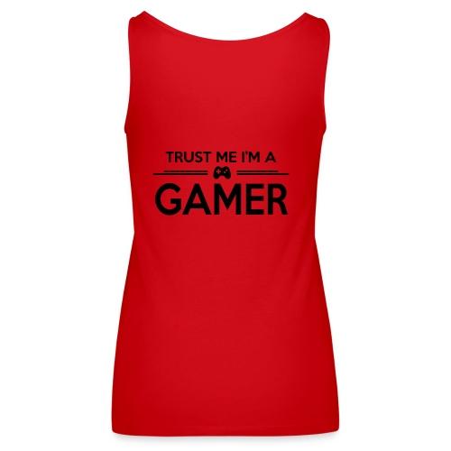 gaming T-Shirt - Women's Premium Tank Top