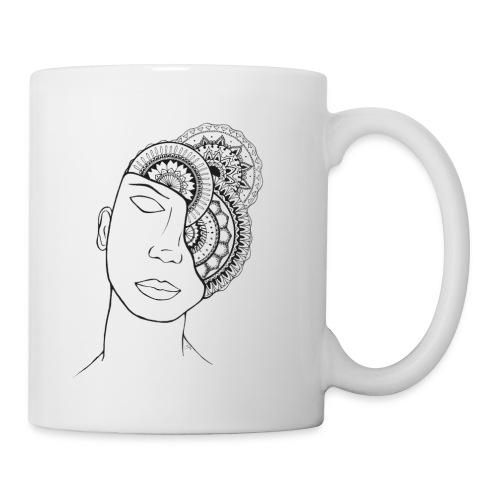 Mug Mandala - Mug blanc