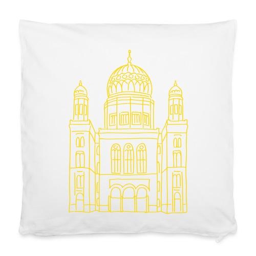 Neue Synagoge Berlin - Kissenbezug 40 x 40 cm