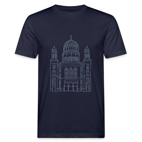Neue Synagoge Berlin - Männer Bio-T-Shirt