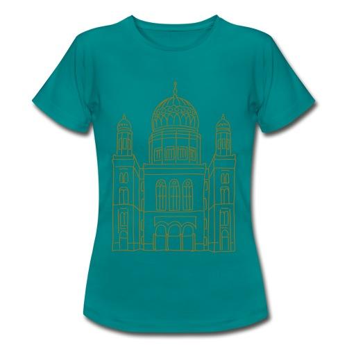 Neue Synagoge Berlin - Frauen T-Shirt