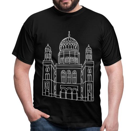 Neue Synagoge Berlin - Männer T-Shirt
