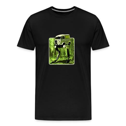 type H AT-ST - Maglietta Premium da uomo
