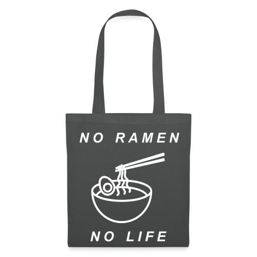 No Ramen No Life - Stoffbeutel